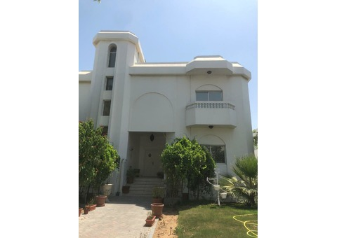 Villa for rent in Sharjah with 5 master bedrooms