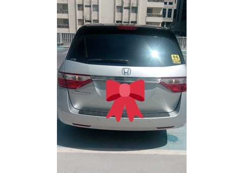 Very clean And Beautiful Honda Odyssey 2012 Full Option .Family Used Call 0588767053