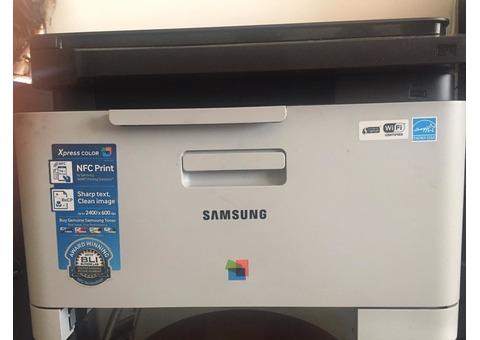 Samsung Xpress C460W A4 Colour Multifunction Laser Printer