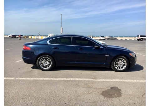 Very Good Condition Jaguar XF Premium Luxury 3L 2011