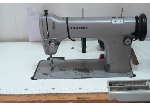 Tailoring machines