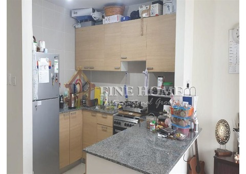 Vacant 1BR Apartment with Full Marina View.