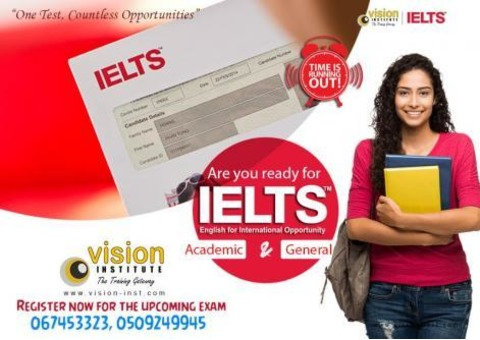 BOOK YOUR IELTS TEST SEATS WITH EXCITING OFFER CALL- 0509249945
