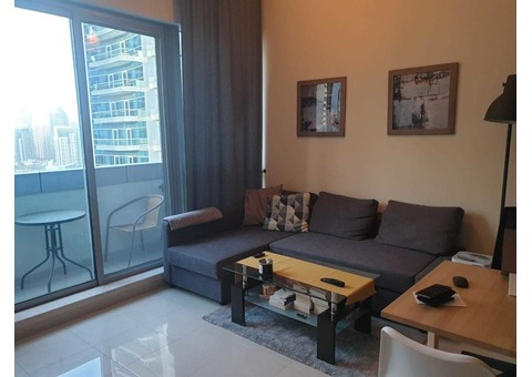 1 BEDROOM APARTMENT AVAILABLE IN BAY CENTRAL IN DUBAI MARINA