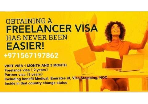 Get Instant Freelancer Visa for Dubai, UAE