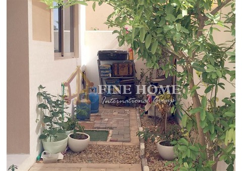 Big Villa for ready to own now in Al Raha Gardens.