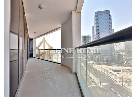 Amazing Three bedroom in Shams Abu Dhabi.