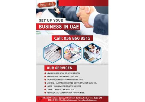 DUbai Mainland Business