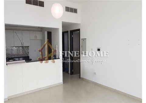 1Bedroom with Amazing City View in Shams Abu Dhabi.
