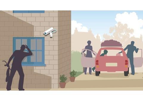 Wifi, Camera, VPN, IP Phone, Network, Cabling, Door Access