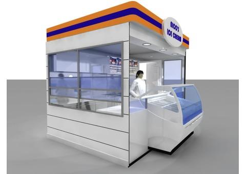 Wooden Kiosk | Perfume Kiosk | Candy Kiosk | Ice Cream Kiosk | Jewellery Kiosk | Cosmetic Kiosk |UAE