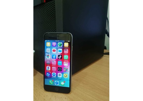 Good Condition Apple I Phone 6 (128 GB) For Sale