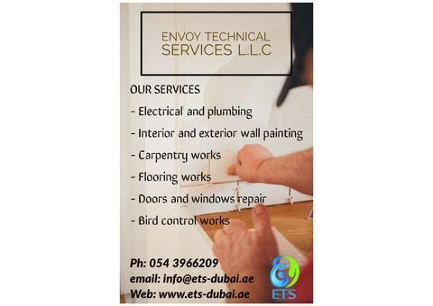 Home repair services Dubai