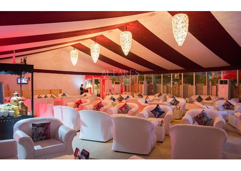 Luxury Event Marquees for Exhibitions in UAE & KSA