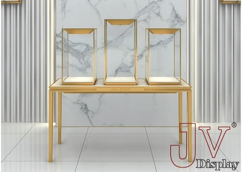 Jewellery Display Showcase | Events Display | Rental Display Showcase | Abu Dhabi, Dubai, Sharjah.