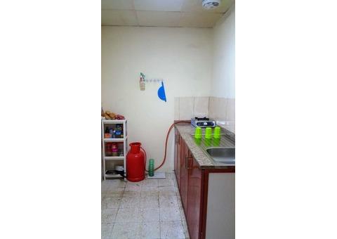 Quiet & clean room near  Dubai Airports  T1 & T3