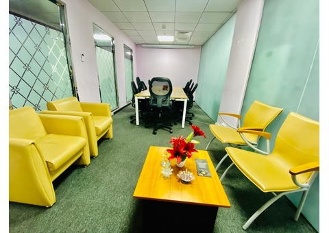 Dedicated Office with No Tawtheeq fees and MAF Charges