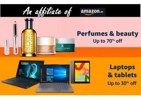 IwantMore - Online Shop Link