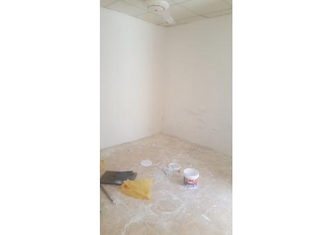 Studio with attah washroom