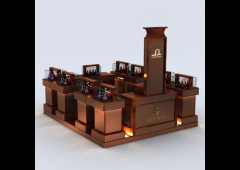 Mall Kiosk | Perfume Kiosk Suppliers in Abu Dhabi | Jewellery Kiosk in Dubai | Cosmetic Kiosk UAE