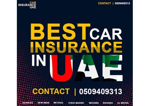 Car Insurance in UAE