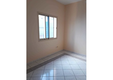 1BHK with Central A/C in well maintained family building available for rent in Bur Dubai