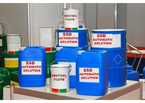 2020 Automatic SSD Chemical solution
