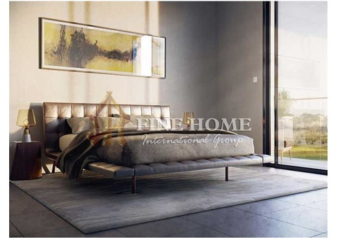 Amazing Brand New / 4 BR. Villa Located in Yas Acers.