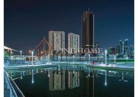Get this 2BR W/ Balcony & Enjoy Great Sea View