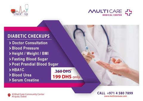 Diabetes Checkup Package