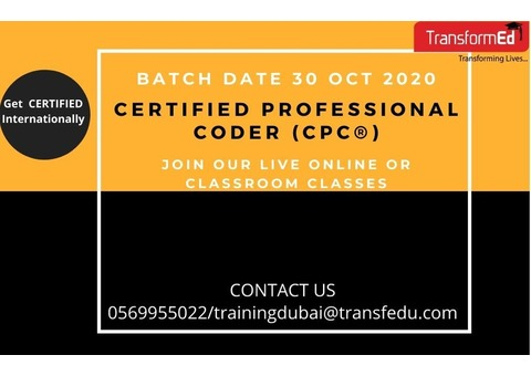 CERTIFIED PROFESSIONAL CODER (CPC® )