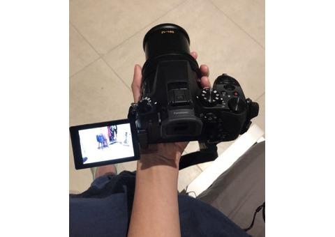 Incredible PANASONIC LUMIX FZ2500 4K Point and Shoot Camera