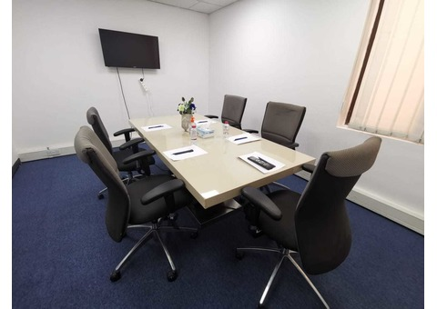NO COMMISSION VIRTUAL OFFICE | FREE WIFI | DEWA | AED 3000 ONLY
