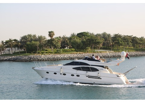 Selling 52 ft AZIMUT Yatch