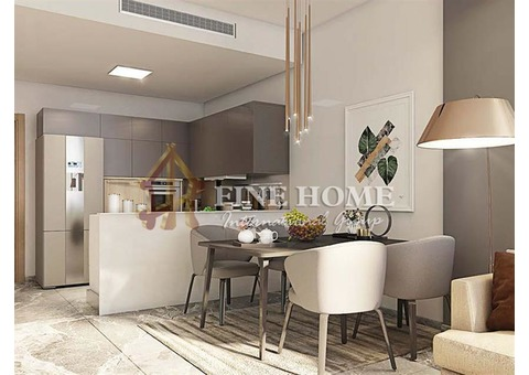 In Masdar City, 1BR Apartment for Family.