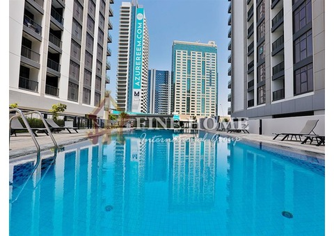 Own Amazing 2Bedroom On Canal & Pool View
