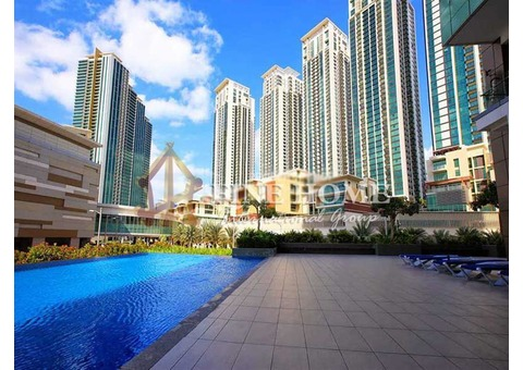 Best Deal! Luxurious Furnished 2BR w Sea View