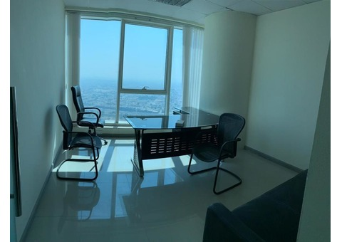 NO COMMISSION VIRTUAL OFFICE | FREE WIFI | DEWA | AED 3500 ONLY