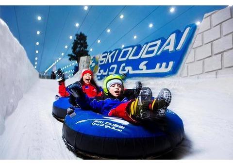 SKI DUBAI SNOW CLASSIC160