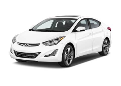 Hyundai Elantra for Rent at AAA Rent a Car DMCC