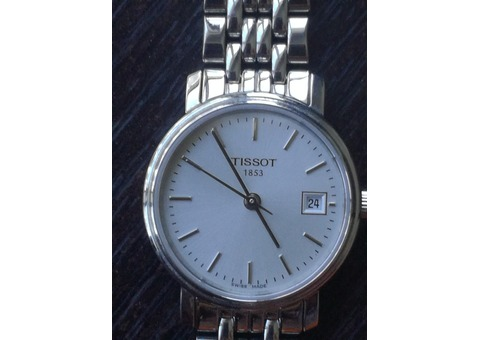 Nearly New Beautiful  Ladies TISSOT Watch for sale