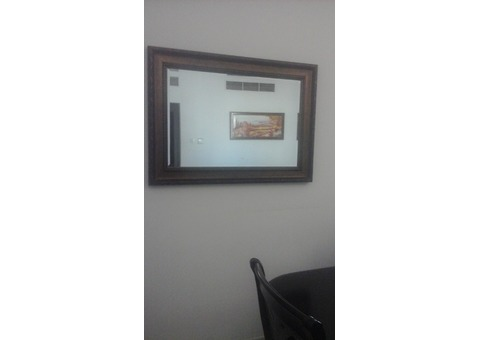 Beautiful wall mirror for sale