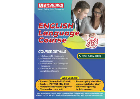 Test Your English Proficiency