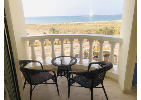 Beautiful studio with sea view for rent ! Fully furnished!!!