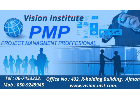 NEW BATCH START-PMP Training | VISION INSTITUTE-CALL 0509249945