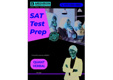 Boost Your SAT - Prep Class & Coaching in Dubai