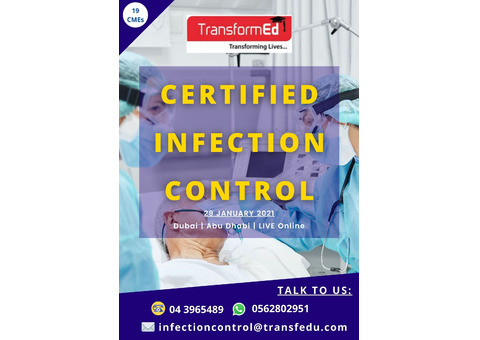 Certified Infection Control - CIC® Training