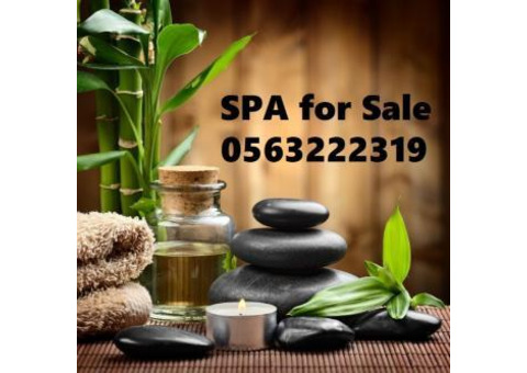 SPA FOR RENT IN 4 star hotel in Dubai  6 treatment rooms.