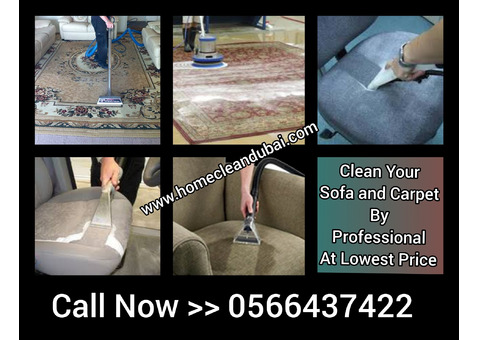 HOME CLEANING BEST CARPET SOFA CHAIRS CLEANING DUBAI 0566437422