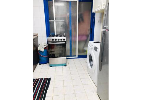 Furnished room for rent, shabiya 12 - 1800
